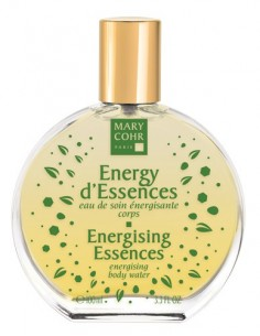 ENERGY d'Essences - eau dermo-énergisante -100ml