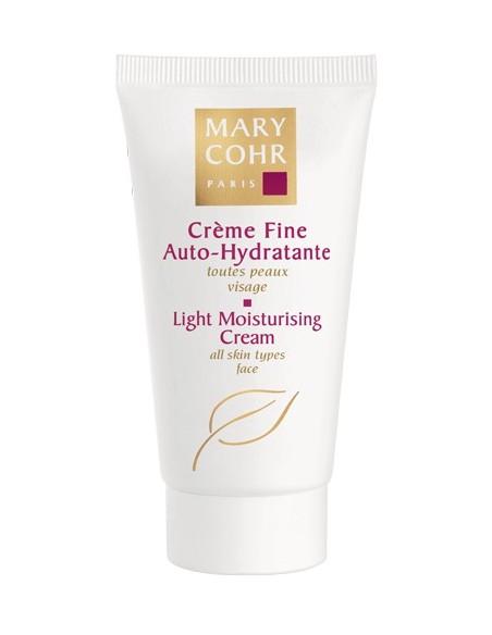 Crème Fine Auto-Hydratante - 50ml